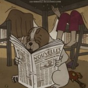 It's a Dog's Life — новый мультфильм, созданный при участии Federico Vitali